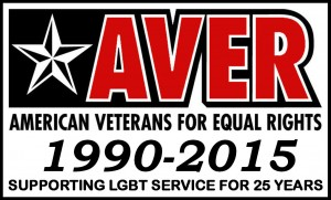 AVER Supporting LGBT Service for 25 years